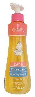 Deliplus Champu cabello bebe extra suave Botella 300 cc