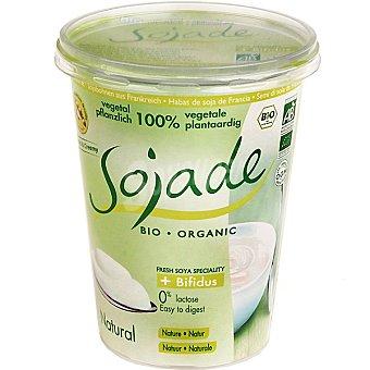 Sojade Postre de soja natural + bífidus ecológico Envase 400 g