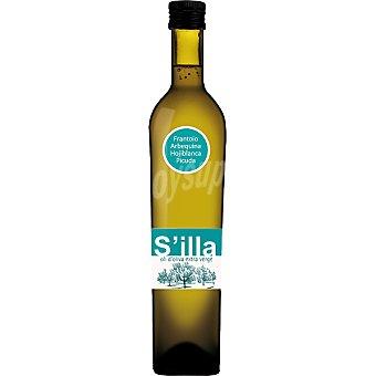 OLI S'ILLA Aceite de oliva virgen extra botella 500 ml 500 ml