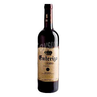 Enterizo Vino D.O. Valencia tinto reserva 1 l