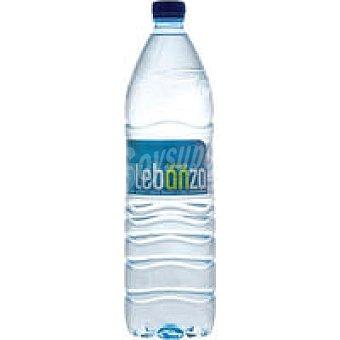 Fuentes de Lebanza Agua Botella 1,5 litros
