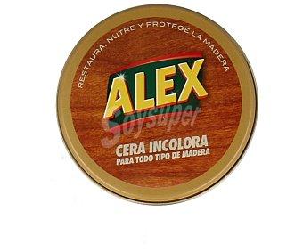 Alex Cera incolora para todo tipo de madera (restaura, nutre y protege) 250 mililitros