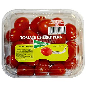 El Corte Inglés Tomate cherry pera Tarrina 250 g