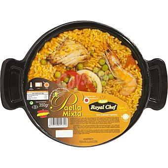 Royal chef Paella mixta 1 ración Envase 350 g