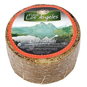 FUENTE LOS ANGELES Queso mezcla curado pieza 900 gr