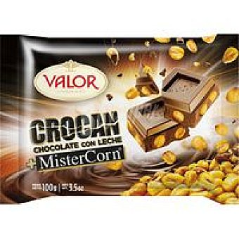 Valor Crocan Pocket Mr. Corn Tableta 100 g