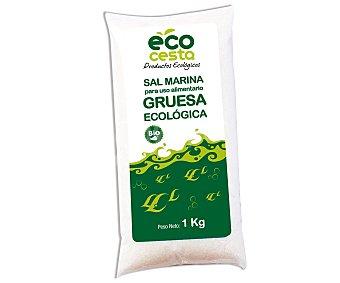 Ecocesta Sal ecológica marina gruesa 1 kilogramo