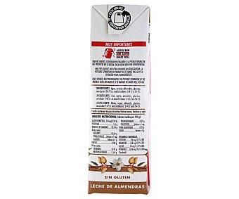 Almendrina Leche de almendras Pack 3x200 ml