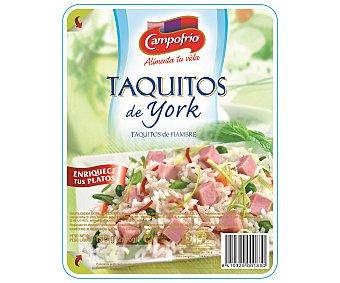 Campofrío Taquitos de york Bandeja 150 g