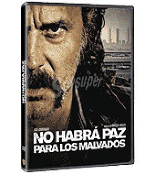No habra paz para los malvados dvd