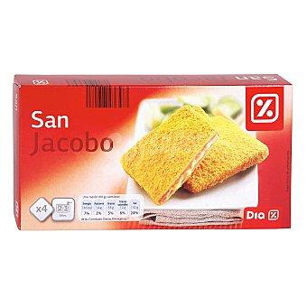 DIA San jacobo caja 320 gr 320 gr