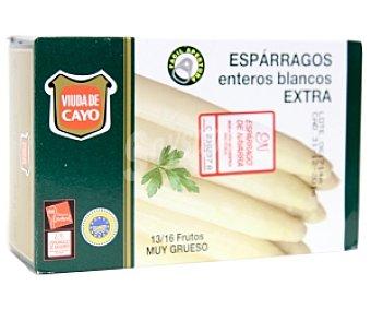 VIUDA DE CAYO Espárragos blancos extra 500 Gramos