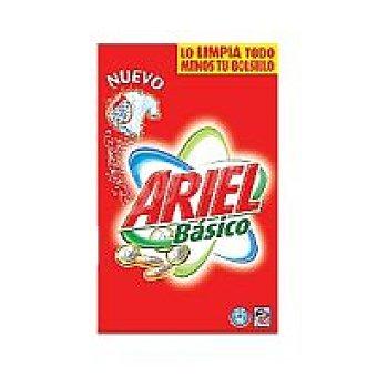 Ariel Detergente en polvo Maleta 43 cacitos