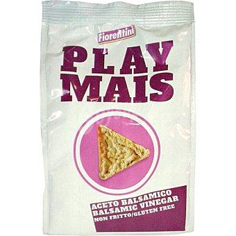 FIORENTINI Play Mais tortitas de maíz sabor vinagre balsámico sin gluten  bolsa 40 g