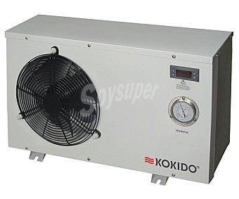 KOKIDO Bomba para calentar el agua de la piscina con potencia de 13 KW, consumo de 2000W y dimensiones de 91x36x65 centímetros. Ideal para piscinas de hasta 90000 litros 1 unidad