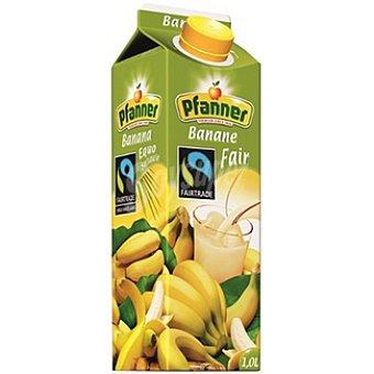PFANNER Zumo de plátano Envase 1 l