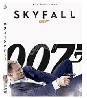 Skyfall br + dvd