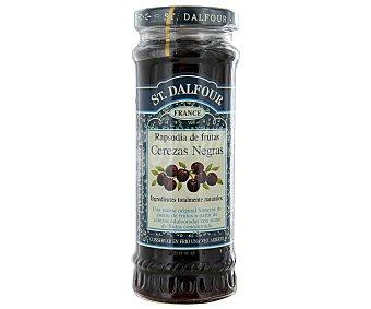 St. Dalfour Mermelada de cerezas negras 284 gr