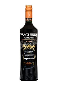 Yzaguirre Vermouth rojo reserva Botella de 1 l