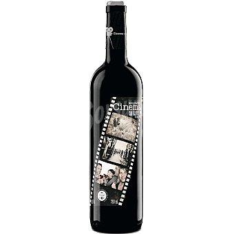 CINEMA Vino tinto tempranillo 6 meses en barrica D.O. Ribera del Duero Botella 75 cl