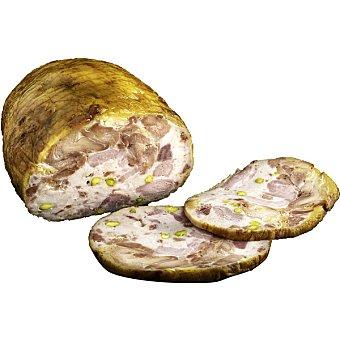 La Carloteña Pularda rellena al horno con jamón ibérico y pistachos 100 gramos
