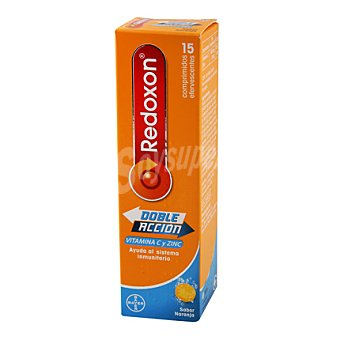 Bayer Redoxon 1000Mg Naranja Comprimidos Efervescentes 15 ud