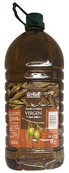 Hacendado Aceite oliva virgen tapon verde oscuro Garrafa 5 l