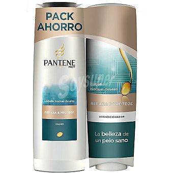 Pantene Pro-v Champú Repara & Protege + acondicionador frasco 250 ml pack ahorro Frasco 300 ml