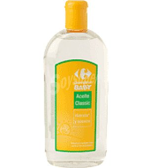 Carrefour Baby Aceite corporal Classic 500 ml