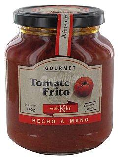 Estilo Kikí Tomate frito con aceite de oliva sin gluten Tarro 350 g