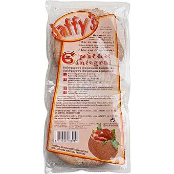 PITA pan de integral Paquete 420 g