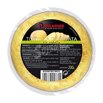 Palacios Mini tortilla sin cebolla 200 g