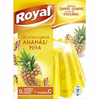 Royal Gelatina Sabor Piña Royal 170 g