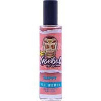 Rebel Eau de toilette para mujer Happy Spray 30 ml