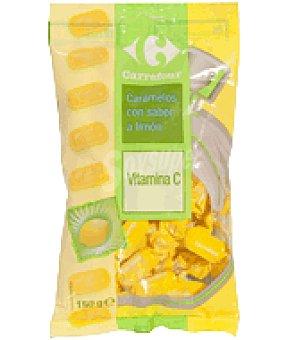 Carrefour Caramelos con vitamina C 150 g