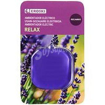 Eroski Ambientador eléctrico membrana relax 1 unid