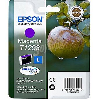 EPSON Stylus T1293 Cartucho de tinta color magenta