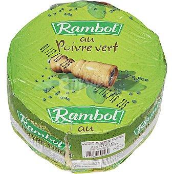 Rambol Queso con pimienta verde peso aproximado pieza 2 kg 2 kg