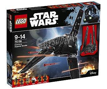 LEGO Juego de construcciones con 863 piezas Nave Lanzadera imperial de Krennic Star Wars 75156 1 unidad