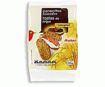 Auchan Panecillos Tostados Integrales 225g