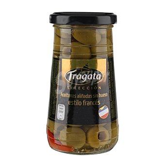 Fragata Aceituna aliñada sin hueso estilo francés 135 g