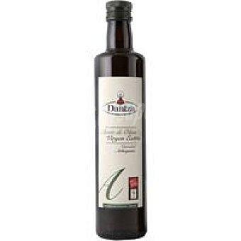Dantza Aceite de oliva virgen extra arbequina Botella 50 cl