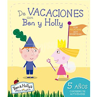BEN Y HOLLY De vacaciones con 5 años 1 unidad