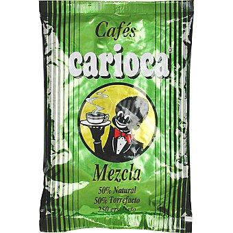 Carioca Café molido mezcla Bolsa 250 g