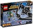 Construcciones 517 piezas Héroes de la Justicia: Combate aéreo, Dc Cómics Súper Héroes 76046 lego  LEGO