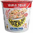 Arroz 3 delicias cup 95g 95 g Yatekomo Gallina Blanca