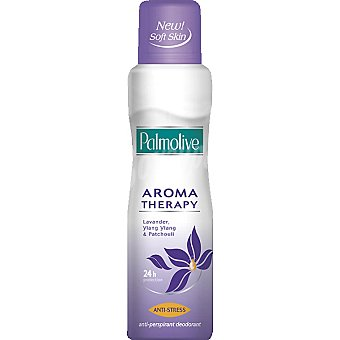 Palmolive Desodorante Aroma Therapy Anti Stress sin alcohol Spray 150 ml