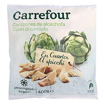 Carrefour Cortes de alcachofa 400 g