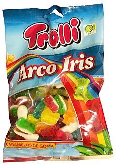 Trolli Gominolas surtidas arco iris Paquete 250 g