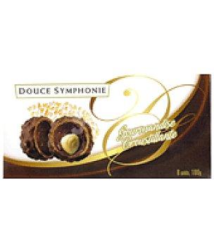 Douce Symphonie Bombones de chocolate con avellana 100 g